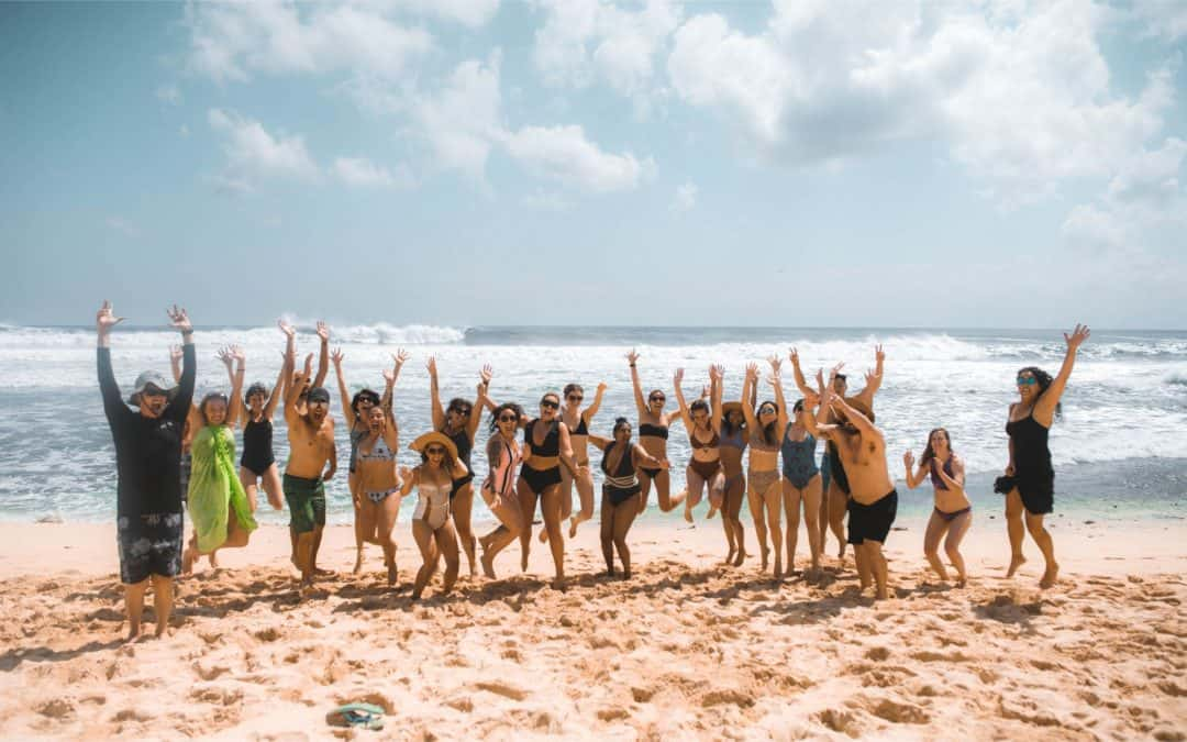 Vegan Travel with The Getaway Co